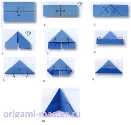 Что можно сделать из модульных оригами